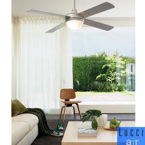 地中海风格吊扇自带LED灯吊扇餐厅咖啡厅时尚北欧风吊扇卧室吊扇