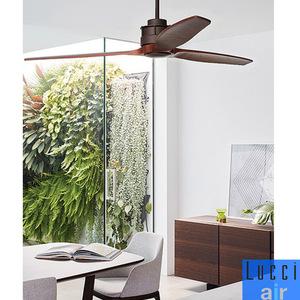 创意带灯工业风吊扇设计师风格吊扇住宅商业餐饮可用吊扇